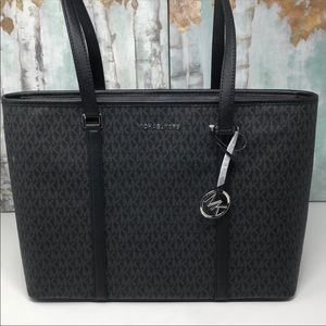 NWT Michael kors Sady Laptop Bag